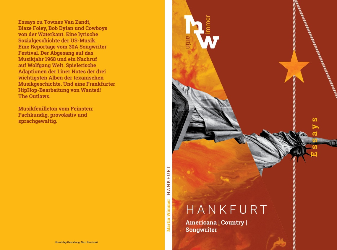 Martin Wimmer, Hankfurt. Americana | Country | Songwriter. 12,99 Euro.